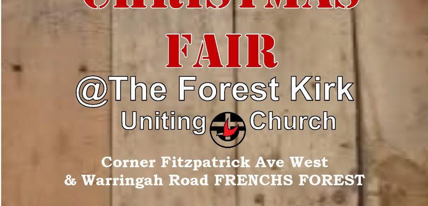 Christmas Fair Flyer b